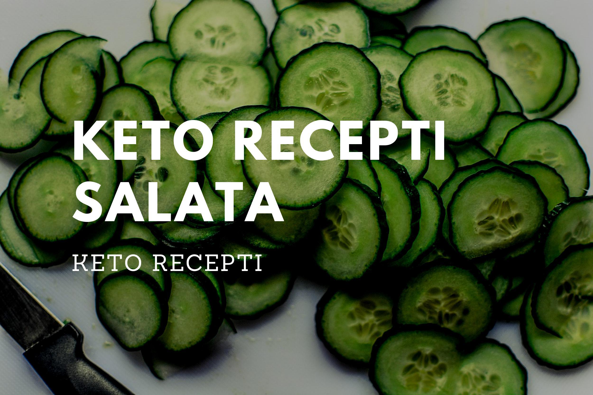 keto recepti salata