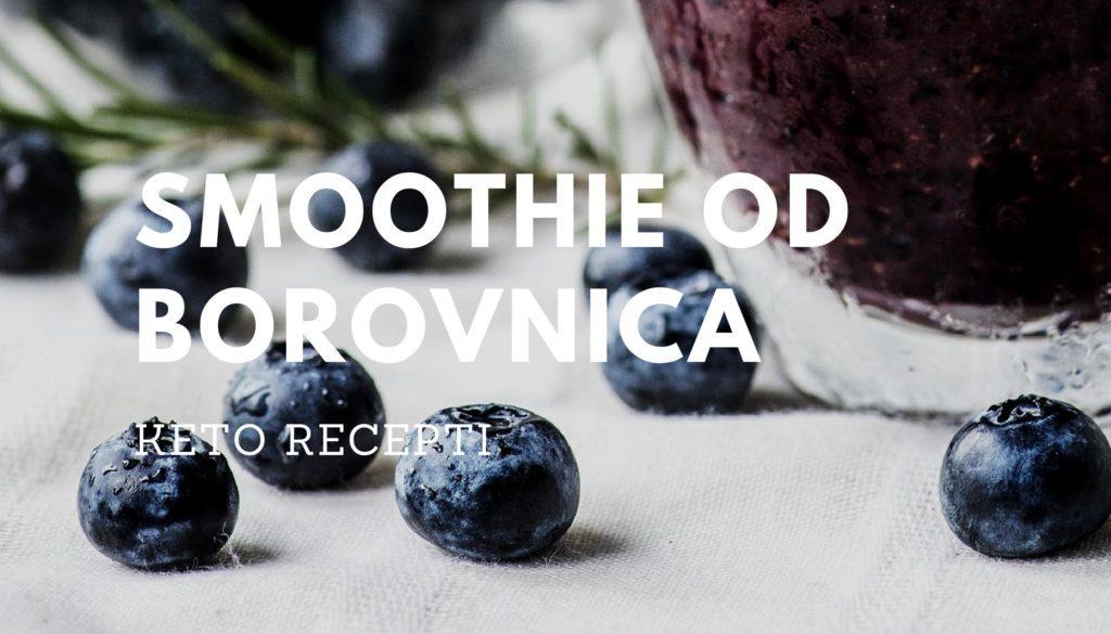 Smoothie od borovnica keto recepti