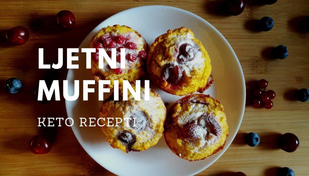 Keto recepti Ljetni muffini