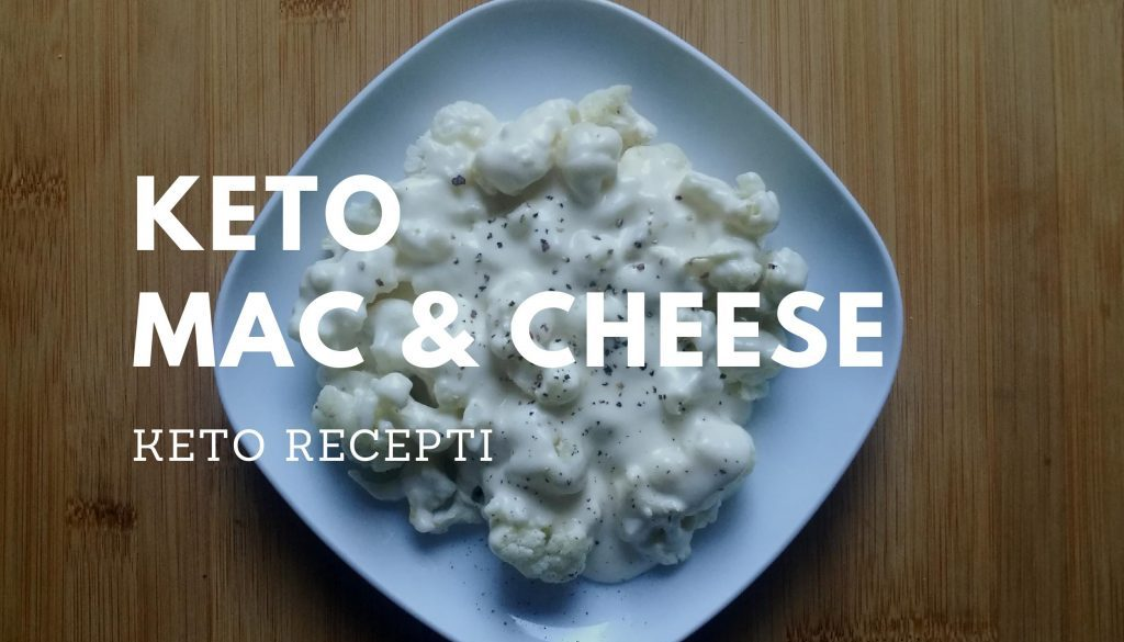 Keto mac & cheese