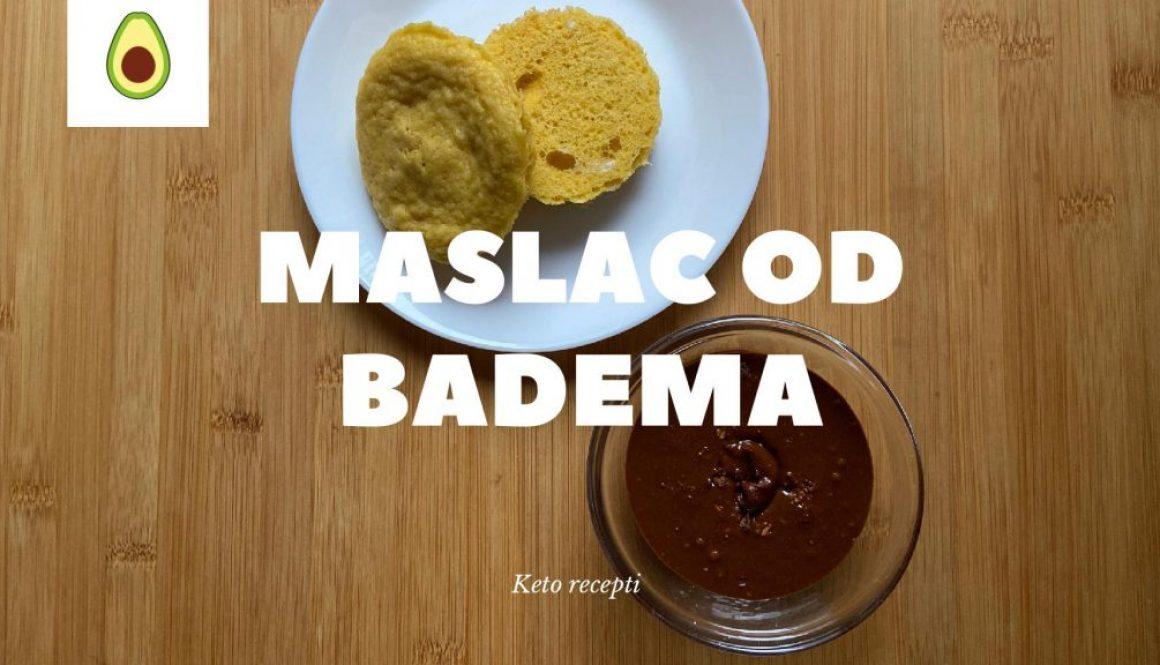 Maslac od badema keto recepti