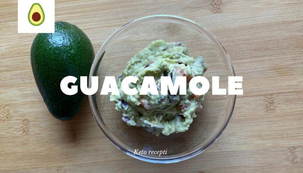 Guacamole umak Keto recepti