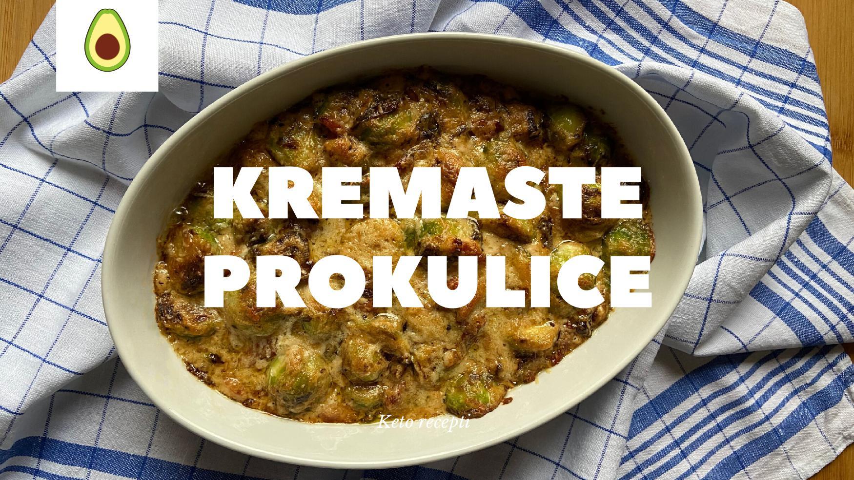 Kremaste prokulice Keto recepti